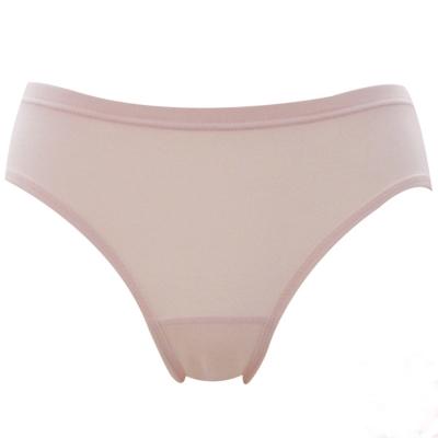 華歌爾 日間安心系列M-LL日間生理褲(藕粉色)