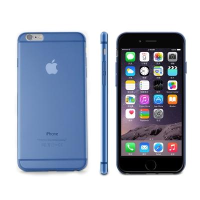 aibo iphone 6 plus / 6s plus 彩色全透清水手機殼