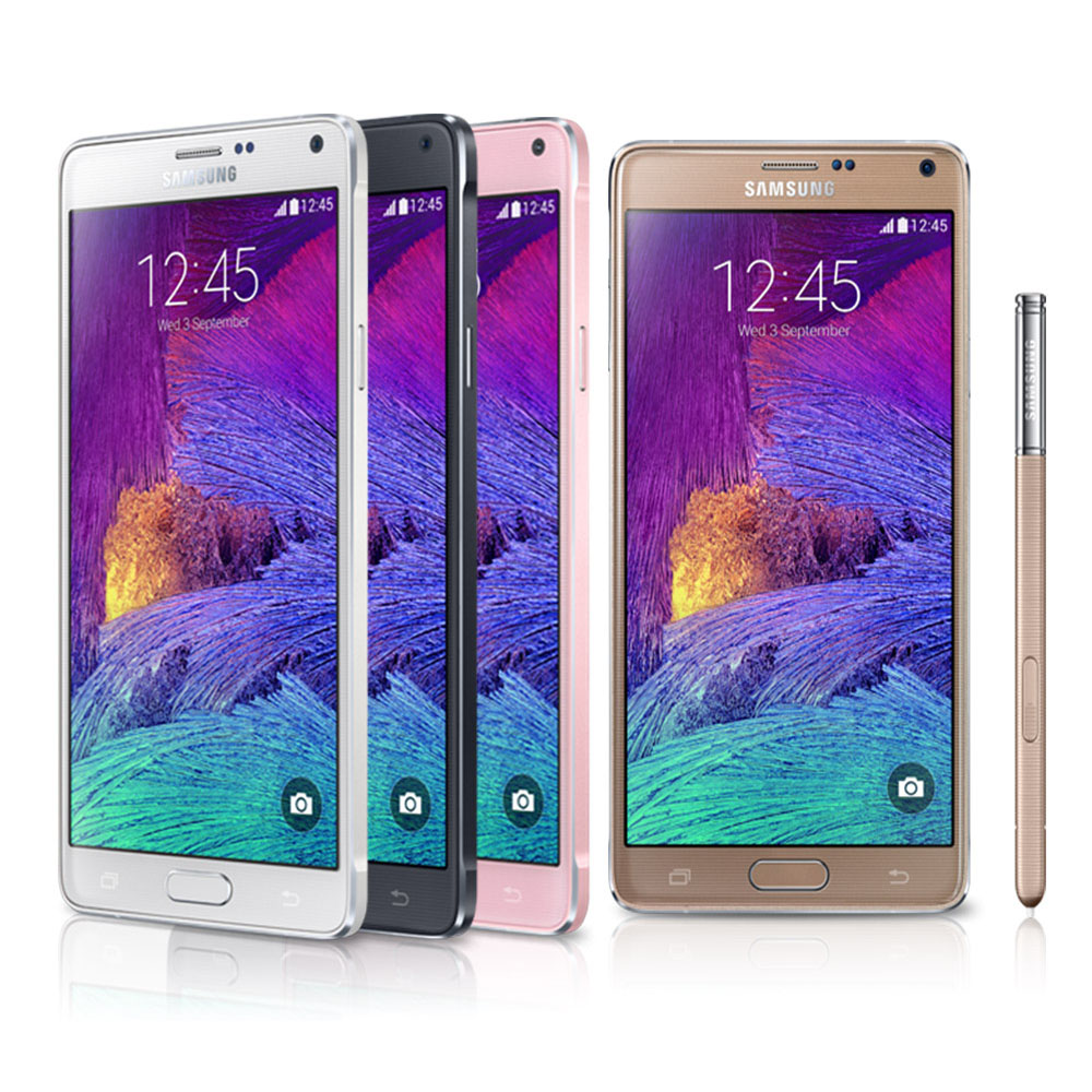 SAMSUNG  Galaxy Note 4 Samsung Galaxy Note 4 32G 八核心智慧型手機