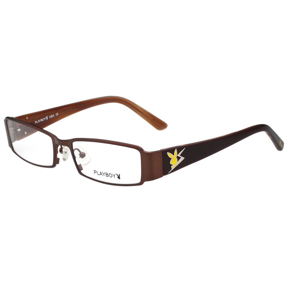 PLAYBOY 光學眼鏡 (古銅色)PB82032 @ Y!購物