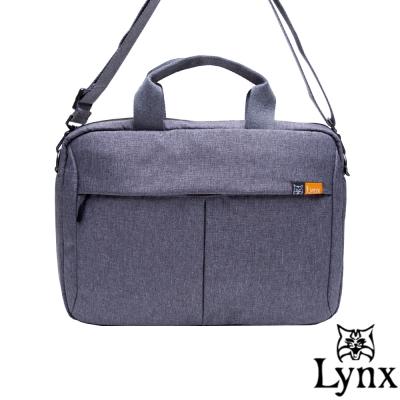 Lynx - 山貓質男防撥水休閒公事包