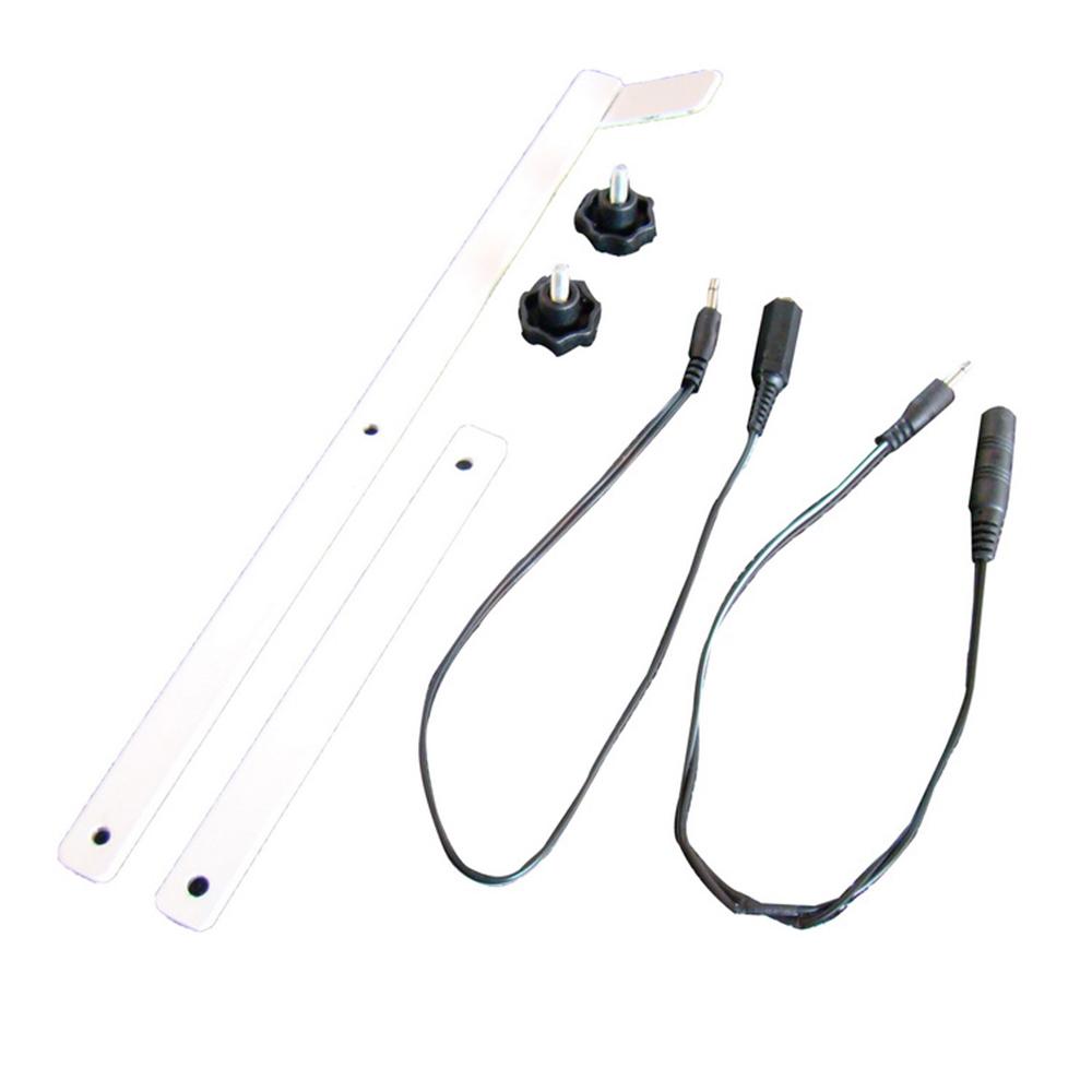 【 X-BIKE 晨昌】 健身車筆電看書架專用錶架配件 (不含書報架)