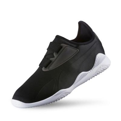 PUMA Mostro男女復古武術運動鞋-黑色