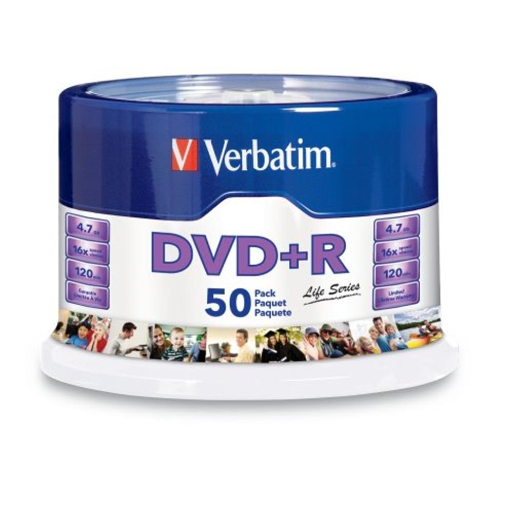 威寶 AZO Life 版 16X DVD+R  燒錄片 桶裝 ( 300片)