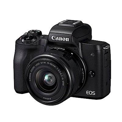 CANON EOS M50 15-45mm IS STM (公司貨)