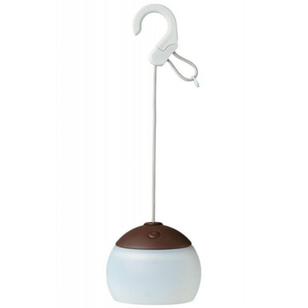SNOW PEAK ES-070BR 充電式燈籠花 棕