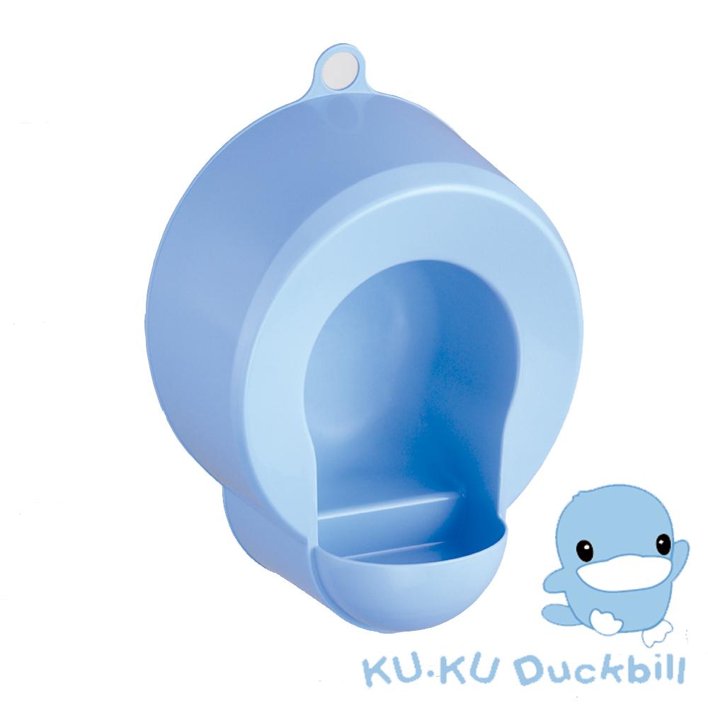 KU.KU酷咕鴨二合一獨立寶寶小便斗(18個月)