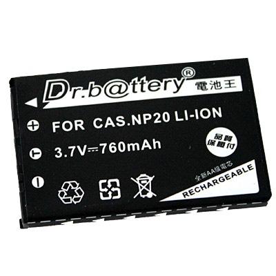 Premier DM-5370/ES-5 高容量鋰電池