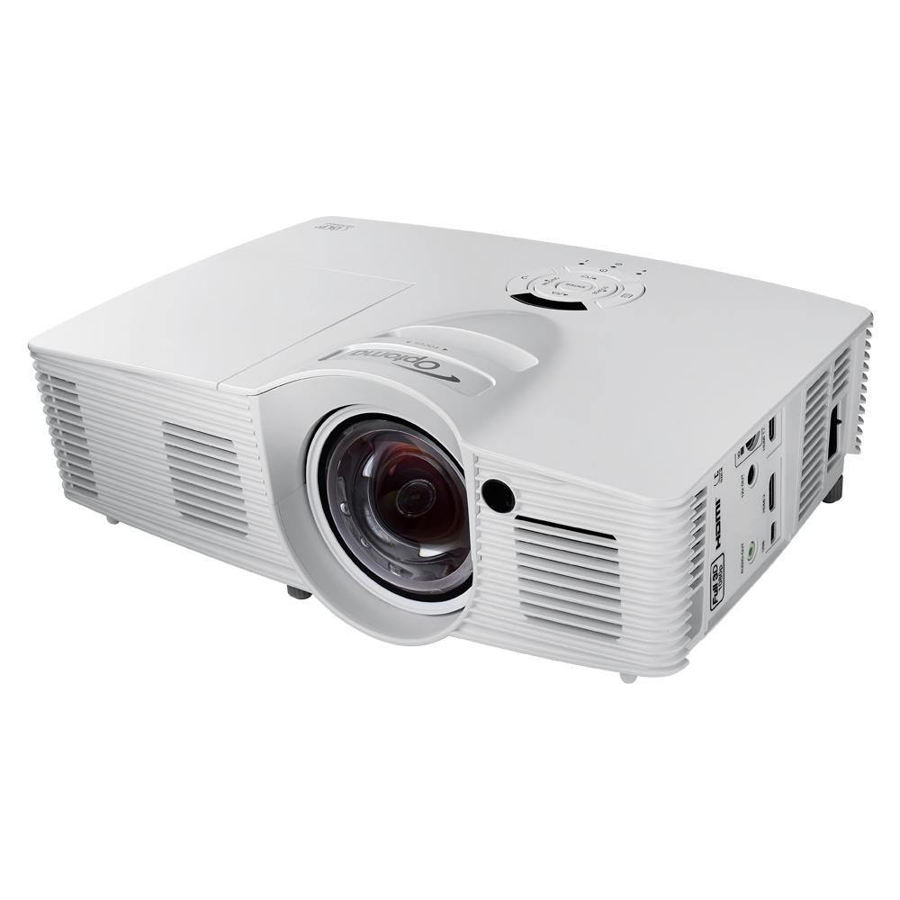 [快速到貨]Optoma奧圖碼 (GT1080) Full HD 3D劇院級短焦投影機