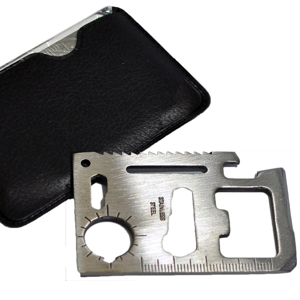 《WISH》萬用求生軍刀卡/工具卡/開罐器/側刀/起子/鋸子