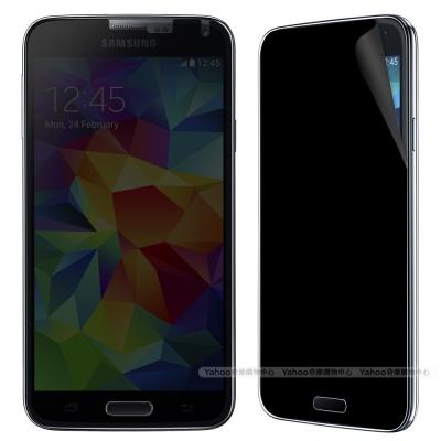 Yourvision Samsung GALAXY S5 黑武士防窺螢幕保護貼(一入)