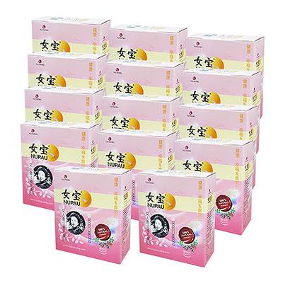 莊淑旂博士 女寶 14盒箱購組
