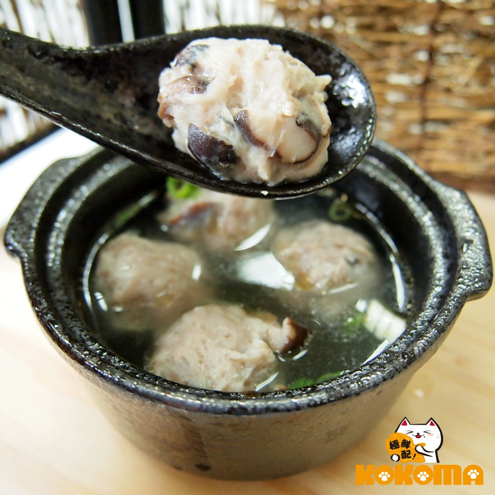 極鮮配 香菇鮮肉丸 (200g ±10%/包)-10包入