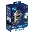 飛利浦 Philips X-TREME LED MOTO H4/HS1 機車專用鐳神光頭燈