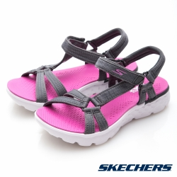 SKECHERS(童)女童系列ON THE GO400-86783LGRY