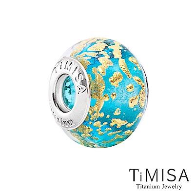 TiMISA 星沙(11mm)純鈦琉璃 墜飾串珠