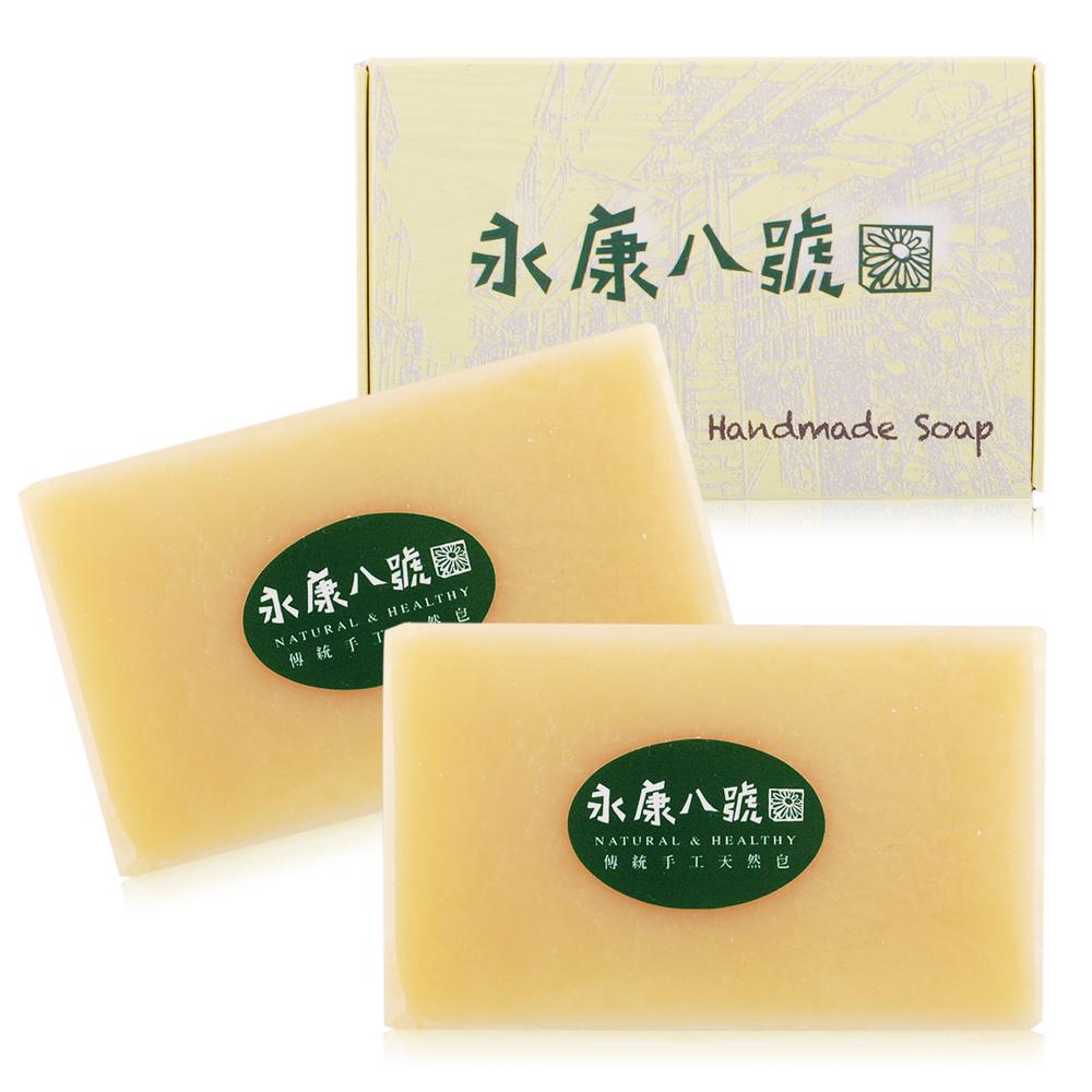 永康八號  馬鞭草保濕手工皂(110g)X2入