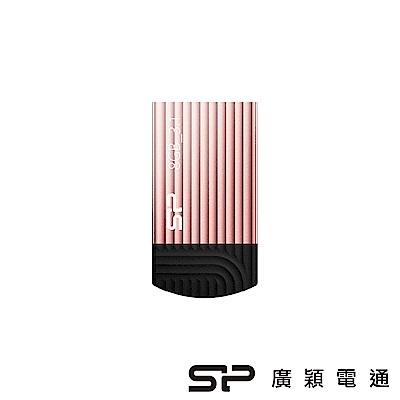 SP廣穎 Jewel J20 USB3.1 隨身碟 8GB (玫瑰金)