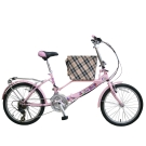 BIKEDNA JY21 PET SHIMANO 21速 寵物車折疊親子腳踏車