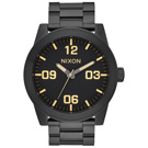 NIXON CORPORAL SS 曠野風潮時尚運動腕錶(A3461256)-48mm