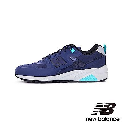 New Balance 580復古鞋MRT580TN中性紫