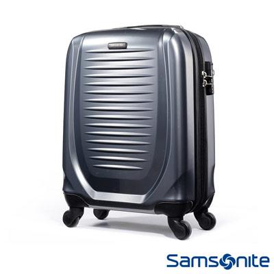 Samsonite新秀麗 20吋Gary可擴充登機箱-石墨黑