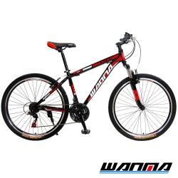 【WANMA】WM-1 26吋 日本SHIMANO 21速 登山車-服務升級版