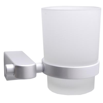 Homeicon 衛浴配件 太空鋁-單杯架