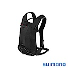SHIMANO UNZEN 登山車後背包-無水袋 6L 黑色