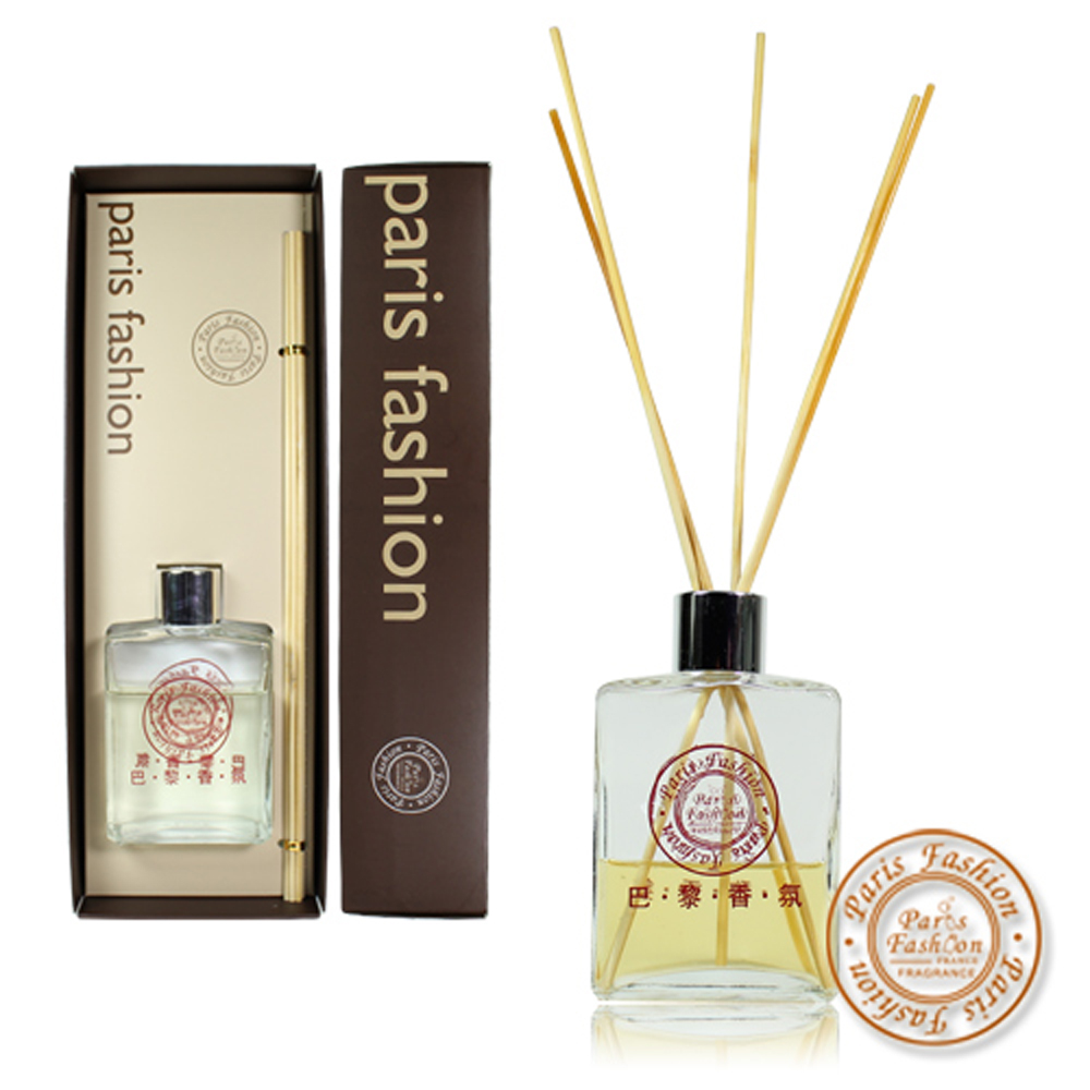 《paris fragrance巴黎香氛》馨滿意竹香氛禮盒