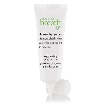 philosophy肌膚哲理 深呼吸活氧防護眼霜15ml
