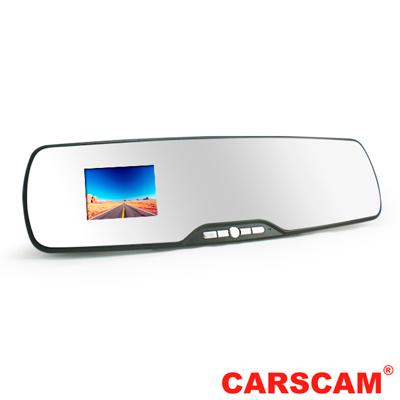 快-CARSCAM-RS031-WDR-1080P超高畫質後視鏡行車記錄器
