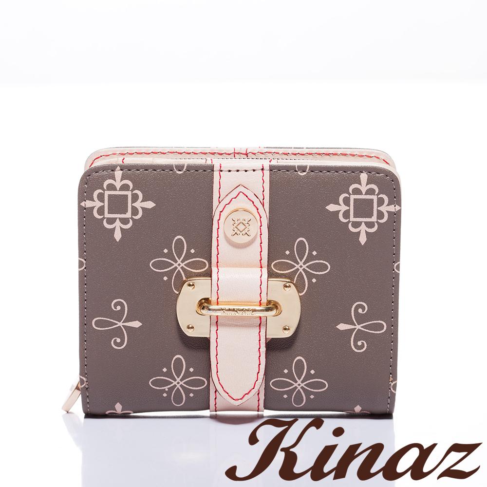 KINAZ - 法式夢境-嬌柔瑪雅系列~ 閱讀愛情短夾