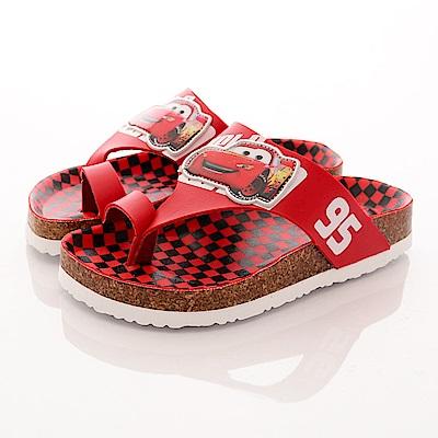 迪士尼童鞋-麥坤夾腳涼鞋款-FI54723紅(中小童段)T1