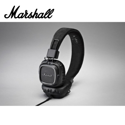 MARSHALL Major II Pitch Black 耳罩式耳機 瀝青黑款
