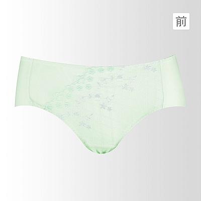 蕾黛絲-順型靠過來-平口內褲 M-EL(茵草綠)