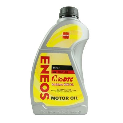ENEOS API SN 液態鉬10W~40合成機油 4入