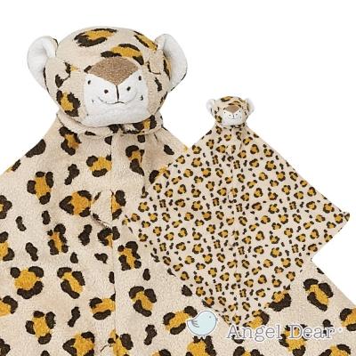 美國-Angel-Dear-動物嬰兒安撫巾-小花豹