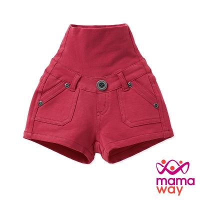 Mamaway Baby超軟針織短褲(共二色)
