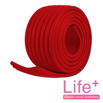 Life Plus 居家防護 DIY萬用加寬防護條(紅色)