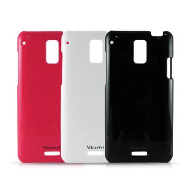 Miravivi HTC J 時尚珠光保護彩殼