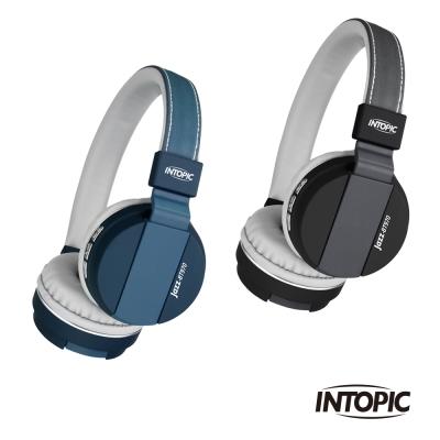 INTOPIC 廣鼎 藍牙摺疊耳機麥克風(JAZZ-BT970)