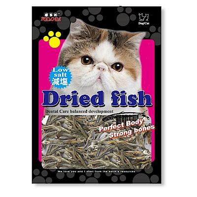 MDOBI摩多比-高鈣減鹽小魚乾200g