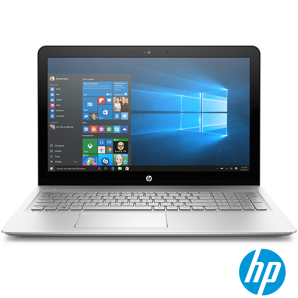 HP ENVY 15-as111TU 15吋筆電(i7-7500U/16G/512G/UHD)