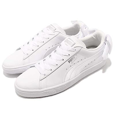 Puma 休閒鞋 Basket Bow 女鞋