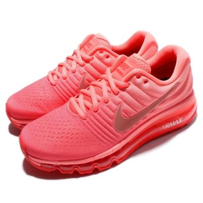 Nike慢跑鞋Air Max 2017 GS女鞋