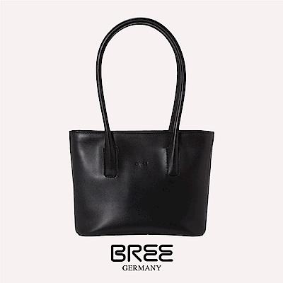 BREE Cambridge 8 黑色 側背提包  38-305900008