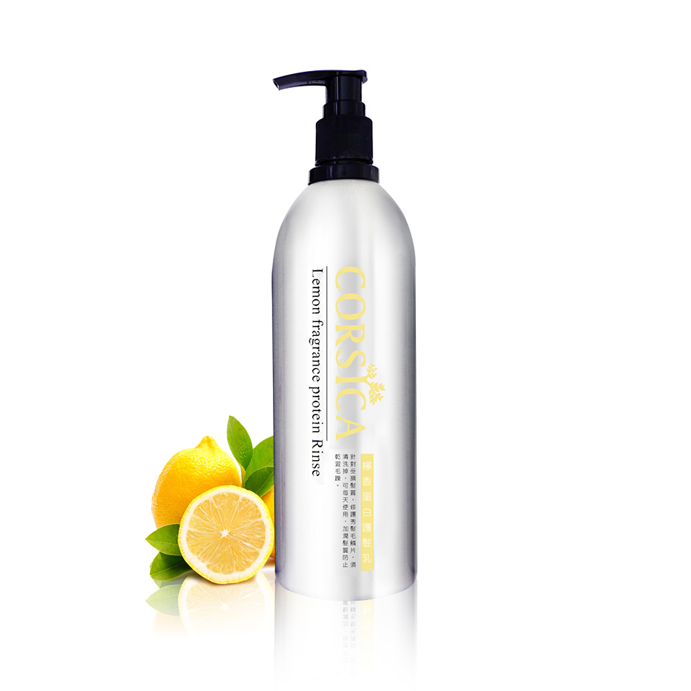 CORSICA 科皙佳 檸香蛋白護髮乳(500ml)