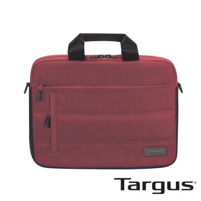 Targus Groove X Slimcase 13 吋躍動電腦側背包(勃根地酒紅)