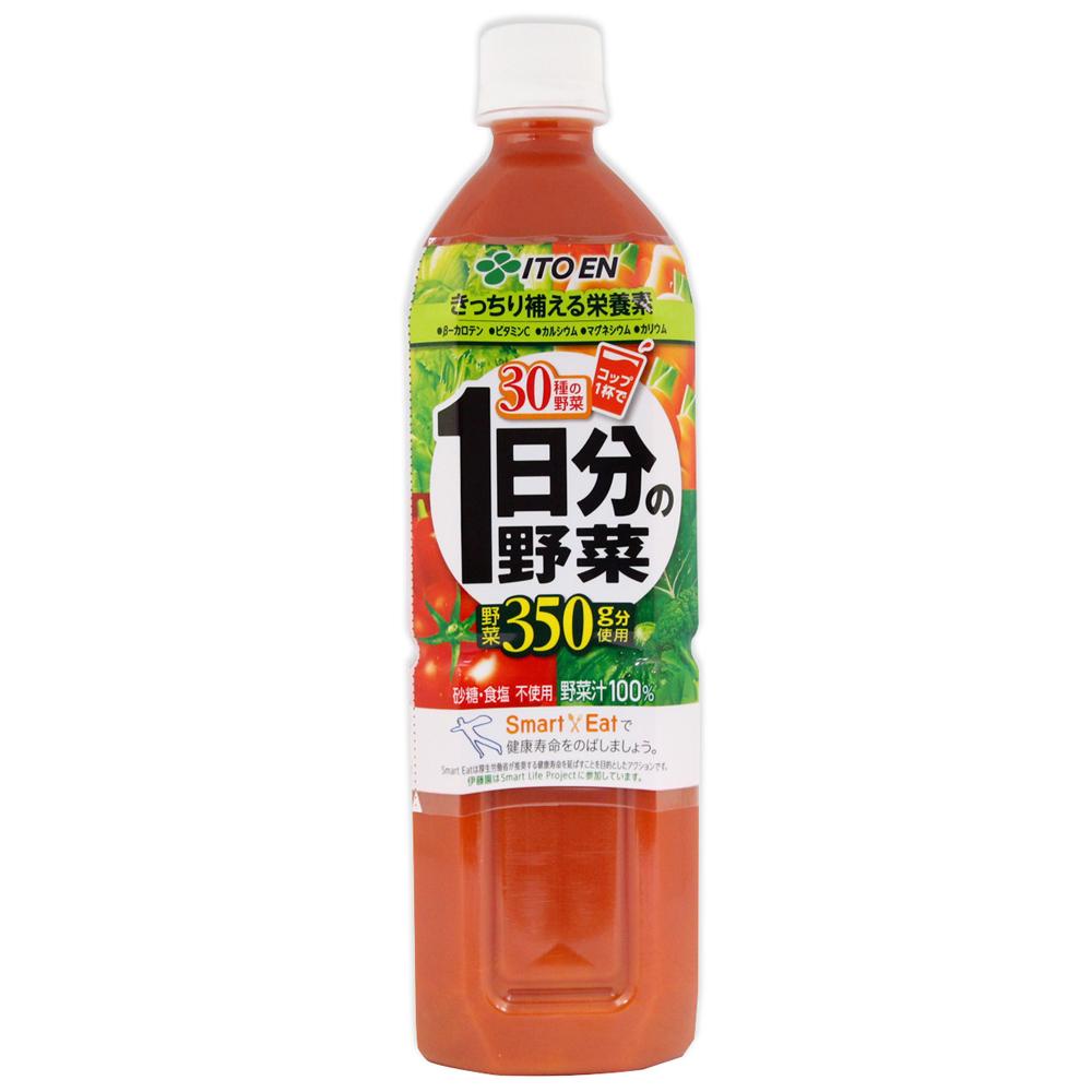 伊藤園  1日份野菜汁 (900g)
